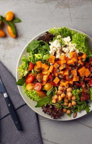 Der Limbecker Schatz Salat zum bestellen beim Lieferservice Pottsalat in Essen