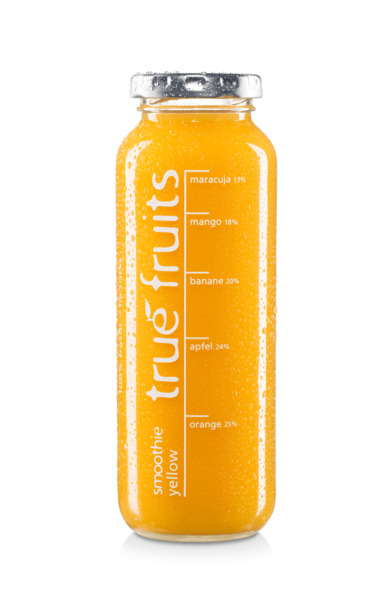 True Fruits Smoothie Yellow 0 25l Bestellen In Essen