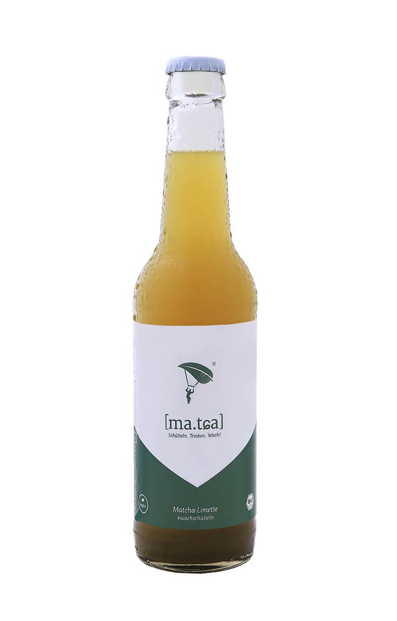 Bio Matcha Limo Limette