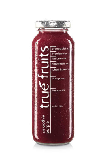 True Fruits Smoothie Purple (Beerenmix)