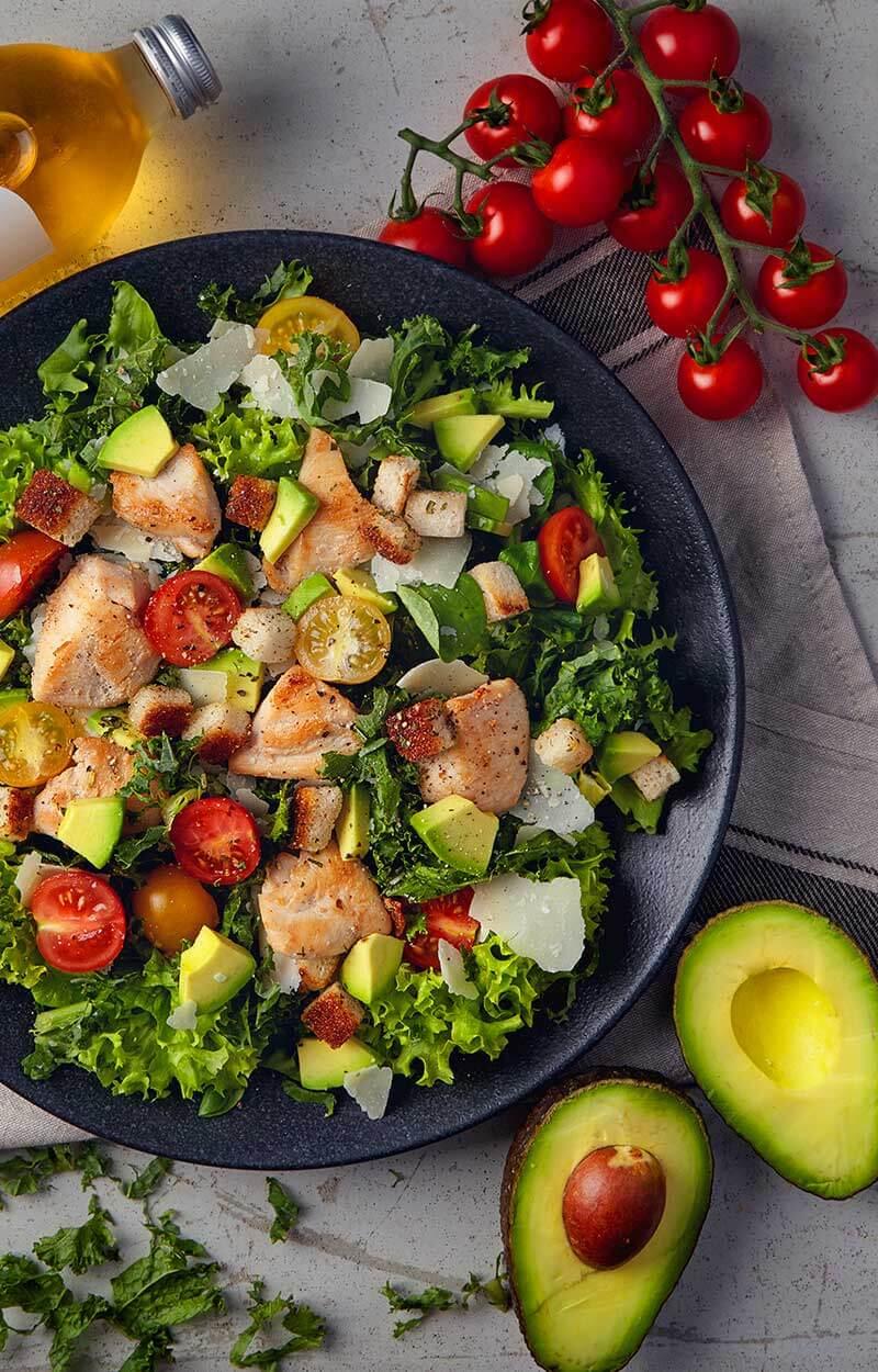 salate bestellen beliebte eezepte f r n tzliche salate. Black Bedroom Furniture Sets. Home Design Ideas