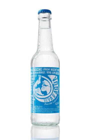 Viva-con Agua Mineralwasser laut