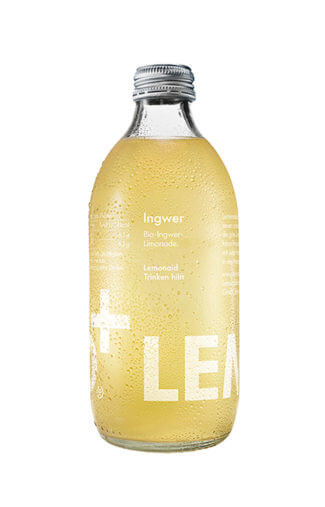 Lemonaid-Ingwer