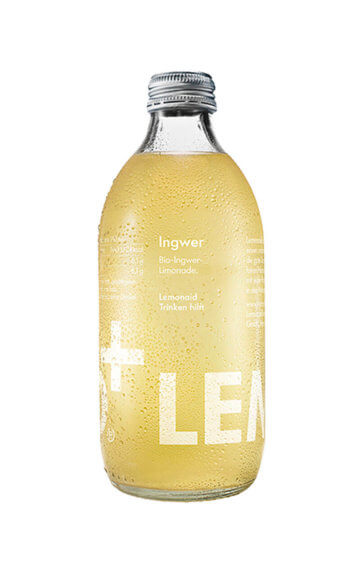 Lemonaid Ingwer Limonade