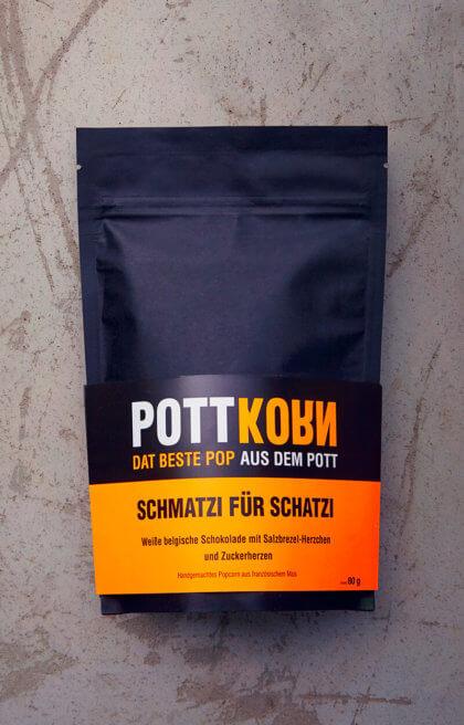 Pottkorn Schmatzi für Schatzi