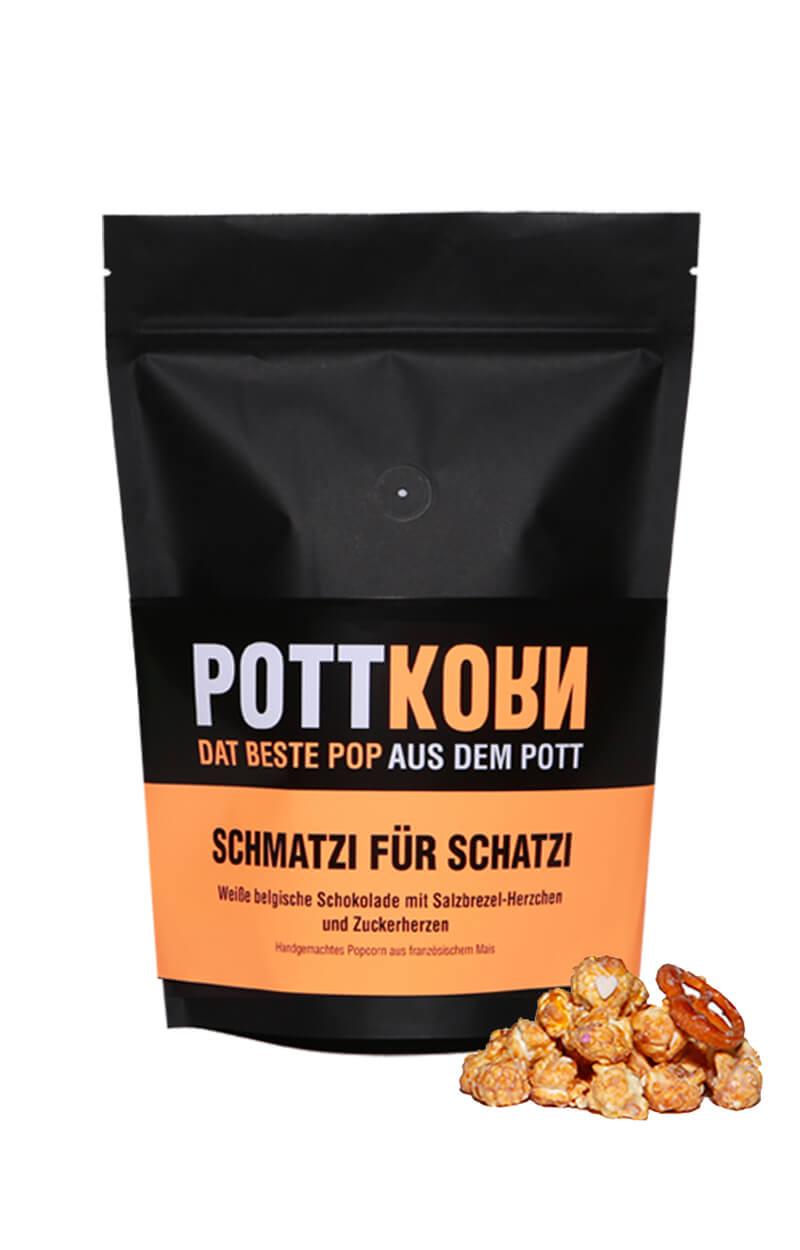 Pottkorn Schmatzi fuer Schatzi