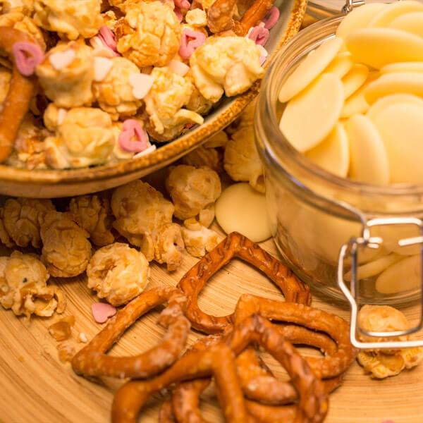 Schmatzi für Schatzi Popcorn