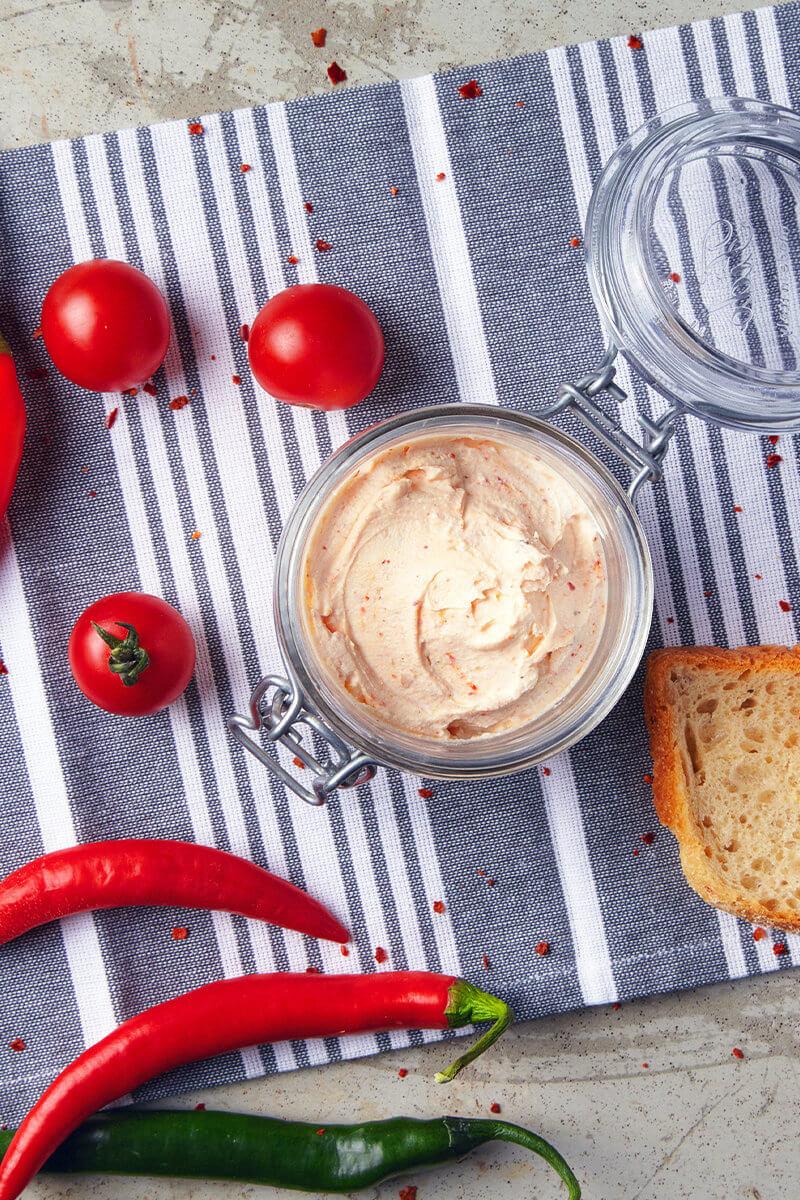 Tomate-Chili-Dip
