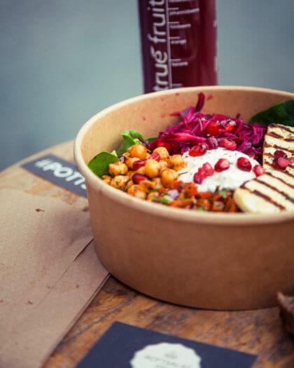Pottsalat Salate