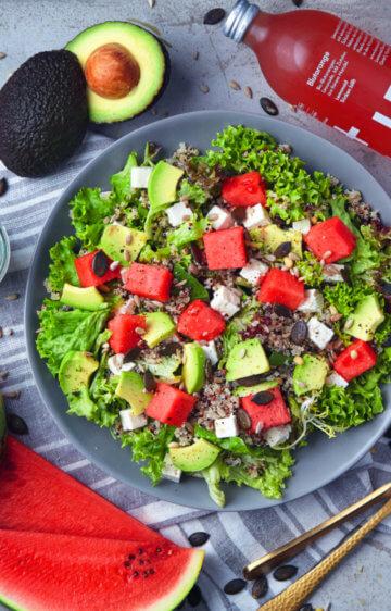 Melonen Mambo Salat