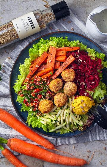 Falafel Schmaus Salat