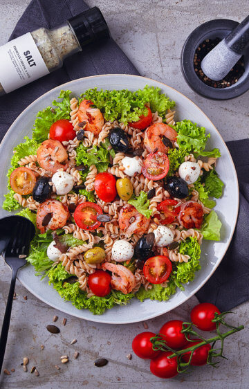 Tutti Frutti Salat