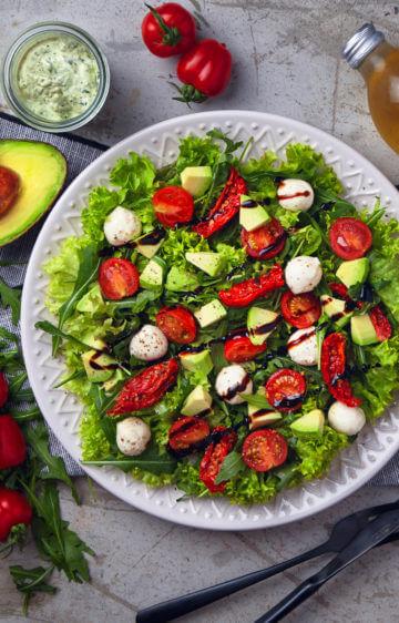 Carl Caprese Salat