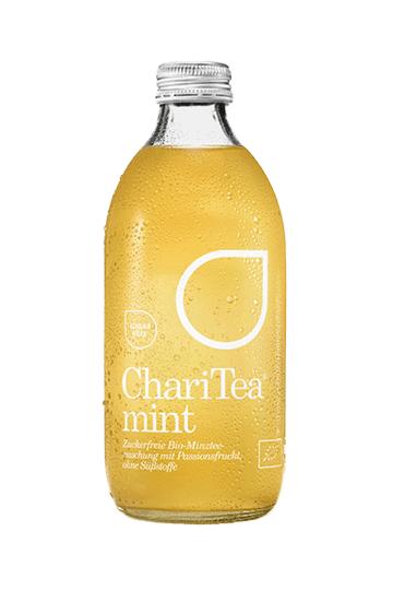 ChariTea Mint sugar free