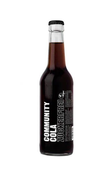 Community Cola Zuckerfrei