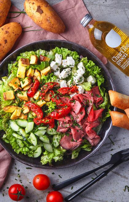 Dr. Scheppermann Salat