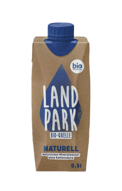 Landpark Bioquelle Mineralwasser still