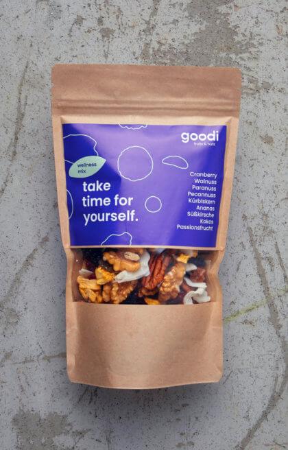 Goodi Wellness Nuss-Mix