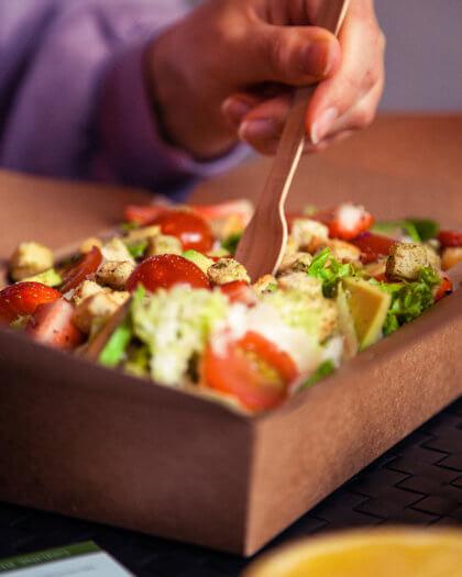 Summer Caesar Salat